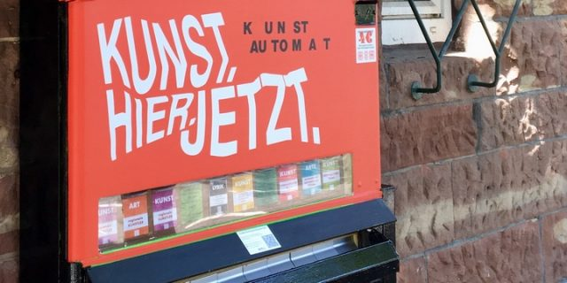 Kunstautomat SB