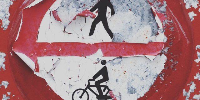My Home is Where My Bike Is